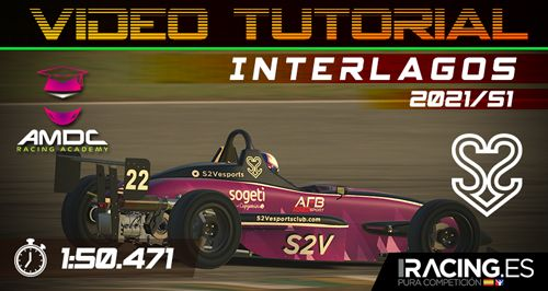 Skip Barber en Interlagos