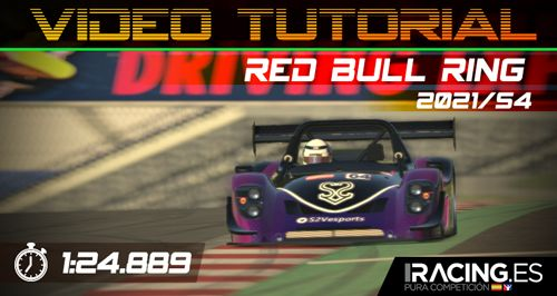 Radical SR8 Vs Red Bull Ring - F3 Vs Watkins Glen