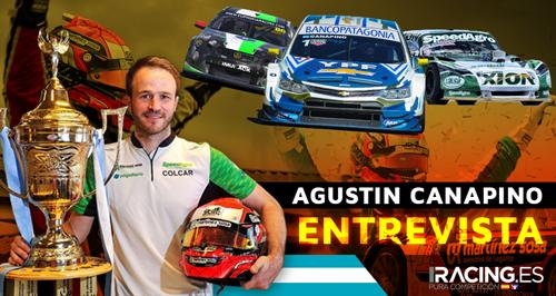 Entrevista a Agustín Canapino